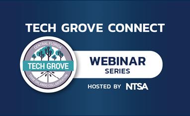 Tech Grove Connect NTSA Webinar Graphic